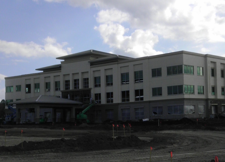 Baptist Medical Center Clay County Medical Center