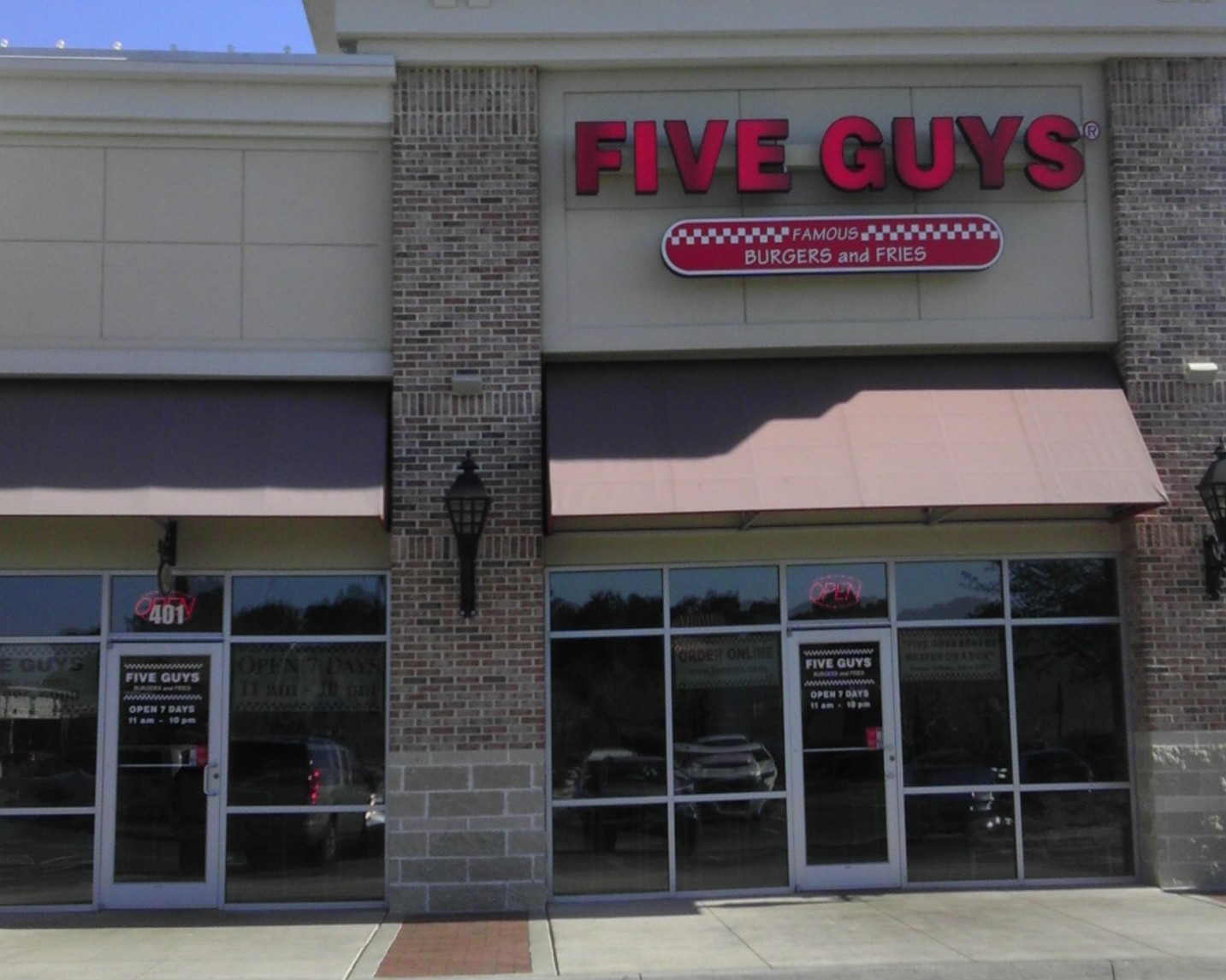 Five Guys