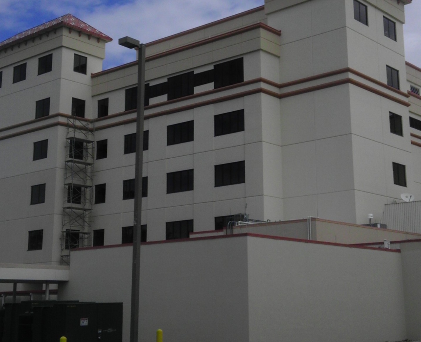 Orange Park Medical Center North Tower Vertical Expansion